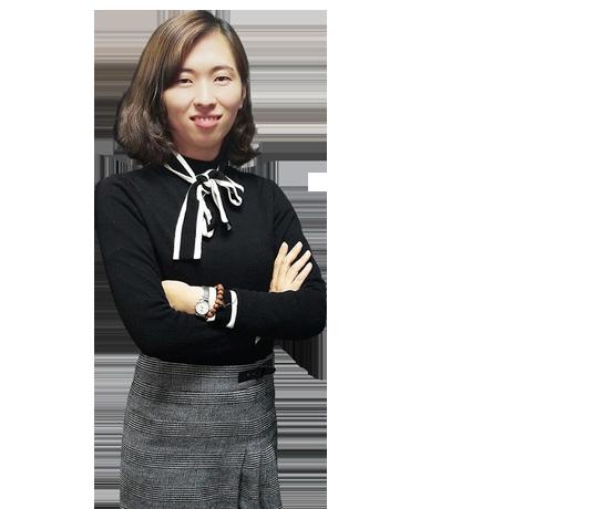 黑龙江省信息港云科技总经理李爽