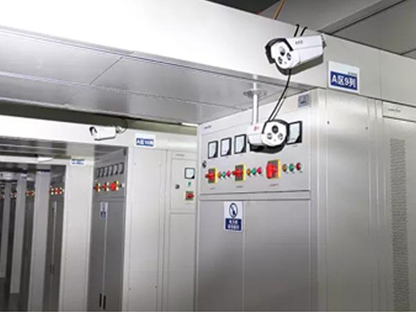黑龙江云数据中心机房
